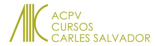 ACPV - Cursos Carles Salvador